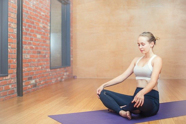 Meditace, mindfullnes, dech