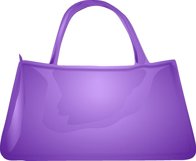 fialový doplněk