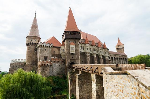 zámek středověký