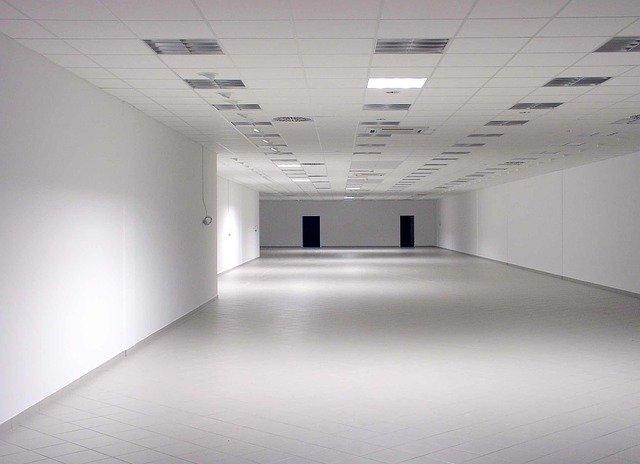Hotový interiér pro komerci